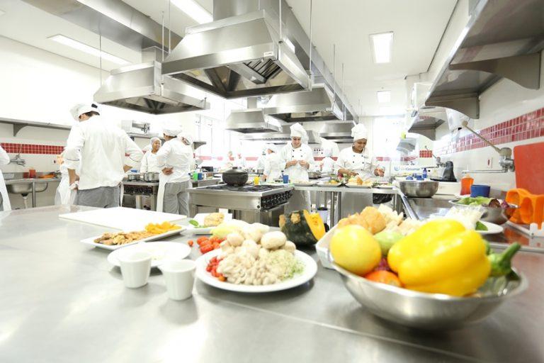 Cozinha-Gastronomia